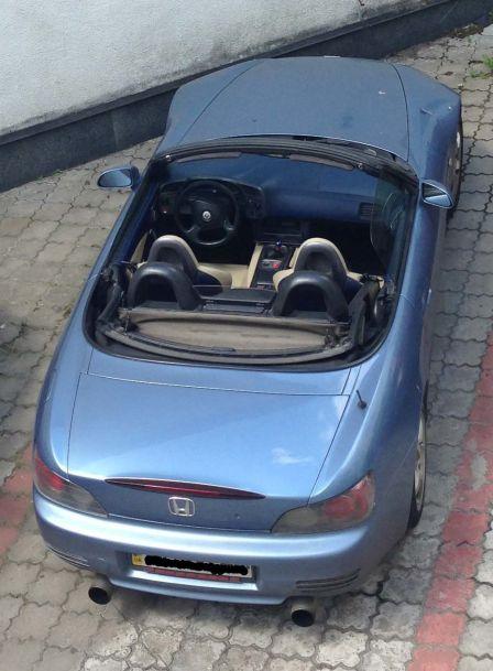 Honda S2000 2003 - отзыв владельца