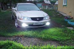 Honda Saber, 2001
