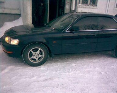 Honda Saber, 1996