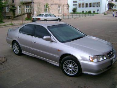 Honda Saber, 1998