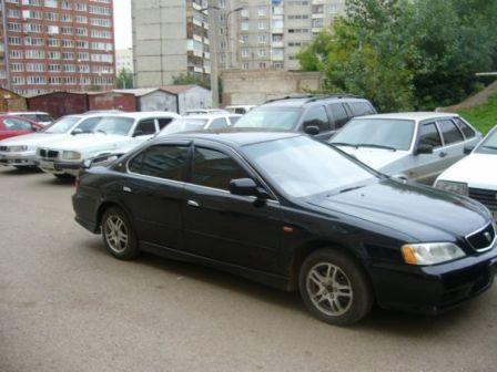 Honda Saber 1998 - отзыв владельца
