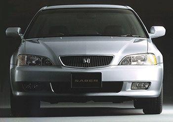Honda Saber 2000 - отзыв владельца