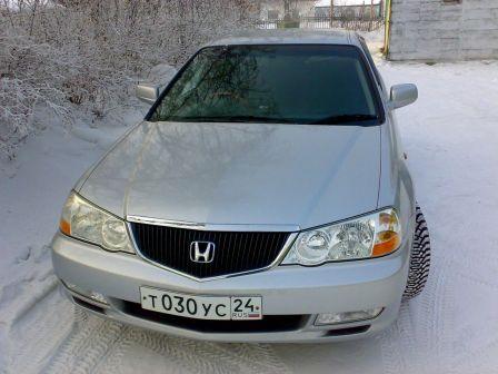 Honda Saber 2002 - отзыв владельца