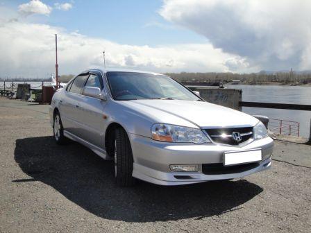 Honda Saber 2001 - отзыв владельца