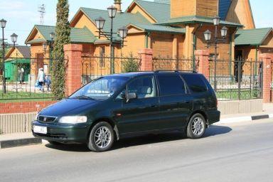 Honda Shuttle 1999 отзыв автора | Дата публикации 10.05.2009.