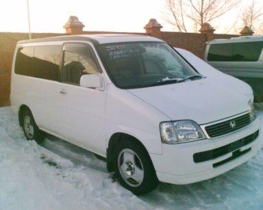 Honda Stepwgn, 2000