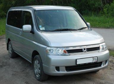 Honda Stepwgn, 2004