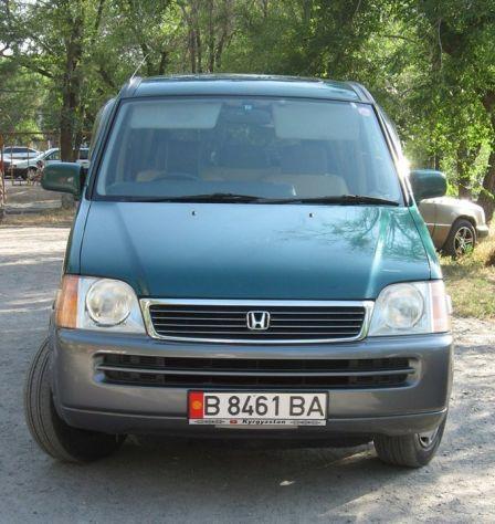 Honda Stepwgn 1997 - отзыв владельца