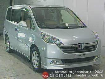 Honda Stepwgn 2005 - отзыв владельца