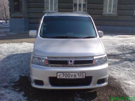 Honda Stepwgn 2004 - отзыв владельца