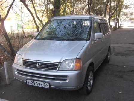 Honda Stepwgn 1998 - отзыв владельца