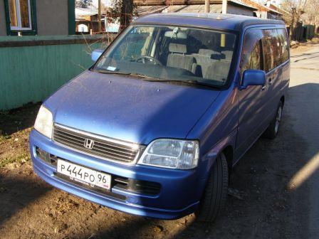 Honda Stepwgn 1999 - отзыв владельца