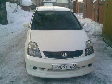 Honda Stream, 2002
