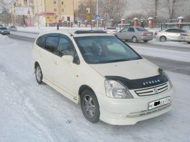 Honda Stream, 2000