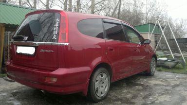 Honda Stream, 0
