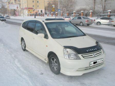 Honda Stream 2000 - отзыв владельца