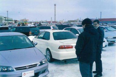 Honda Torneo, 2000