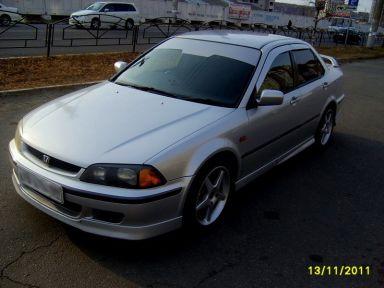 Honda Torneo, 1997