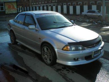 Honda Torneo, 2001