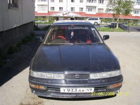Honda Vigor 1991 - отзыв владельца
