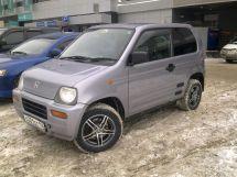 Honda Z, 2001