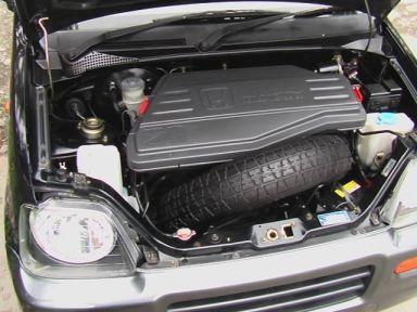 Honda Z, 1998