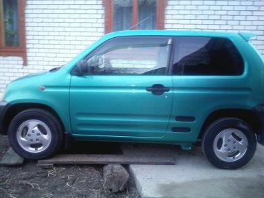 Honda Z, 2000