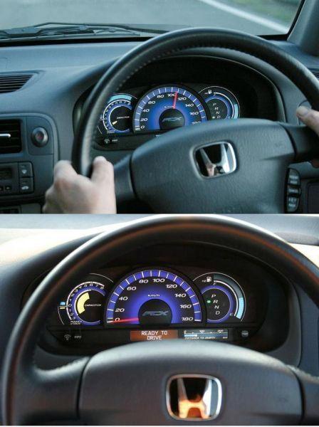 Honda Z 2004 - отзыв владельца