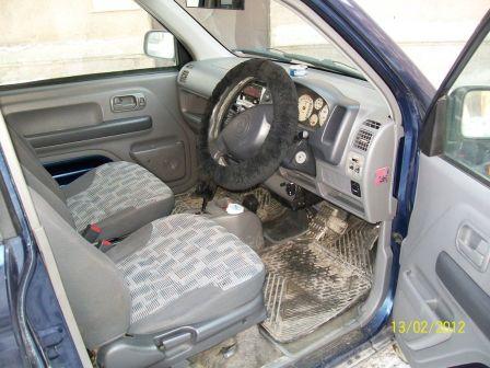 Honda Z 1998 - отзыв владельца
