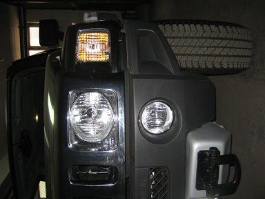 Hummer H3 2010 отзыв автора | Дата публикации 12.06.2010.