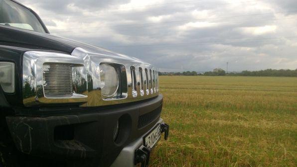 Hummer H3 2009 - отзыв владельца
