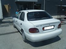 Hyundai Accent, 1994