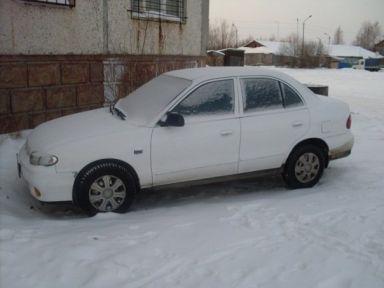 Hyundai Accent, 1997