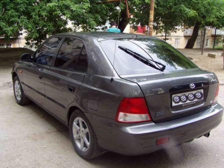 Hyundai Accent 2000 - отзыв владельца