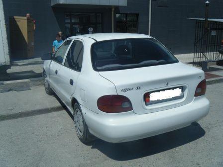 Hyundai Accent 1994 - отзыв владельца