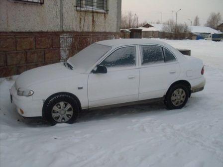 Hyundai Accent 1997 - отзыв владельца