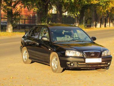 Hyundai Avante, 2005