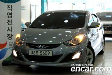 Hyundai Avante 2013 отзыв автора | Дата публикации 28.04.2014.
