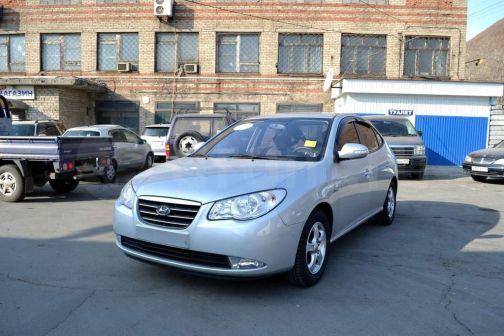 Hyundai Avante 2009 - отзыв владельца