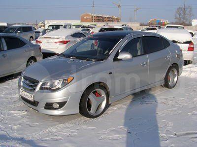 Hyundai Avante 2007 - отзыв владельца