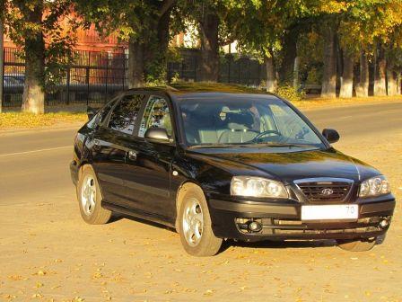 Hyundai Avante 2005 - отзыв владельца