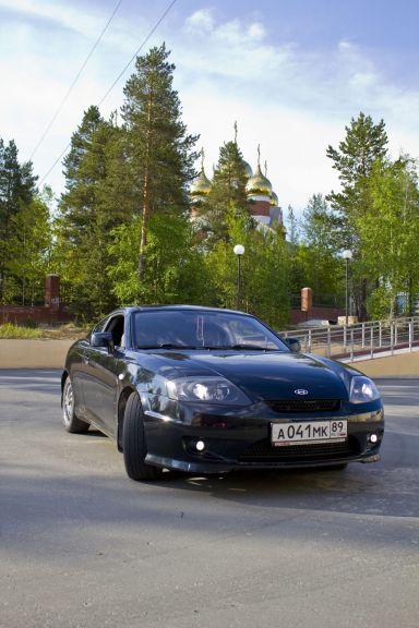 Hyundai Coupe 2006 отзыв автора | Дата публикации 03.06.2011.