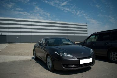 Hyundai Coupe 2007 отзыв автора | Дата публикации 17.09.2012.