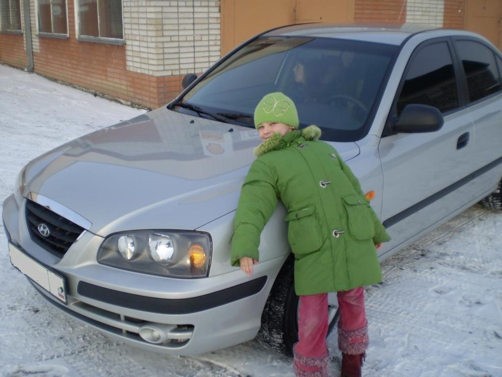фото хёндай элантра 2006 года