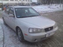 Hyundai Elantra, 2003