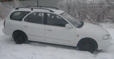 Hyundai Elantra, 1998