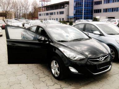 Hyundai Elantra, 2011