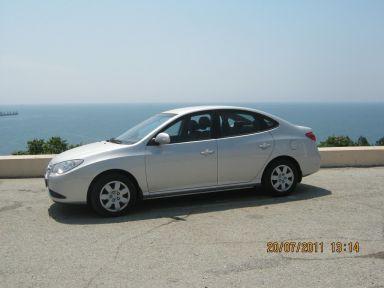 Hyundai Elantra 2011 отзыв автора | Дата публикации 14.05.2012.