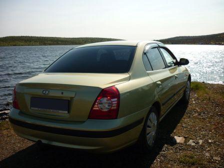 Hyundai Elantra  - отзыв владельца