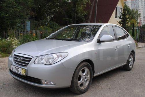 Hyundai Elantra 2007 - отзыв владельца